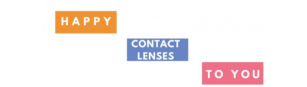 Happy Contact Lenses