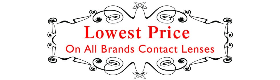 Lowest Price Contact lenses